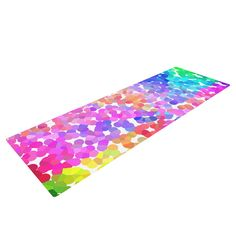 "Beth Engel ""Searching"" Yoga Mat from KESS InHouse"