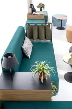 Modular sofa systems | Seating | Bikini Island | Moroso | Werner. Check it out on Architonic
