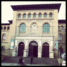 Paraninfo Universidad de #Zaragoza, Aragón