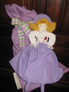 Aniversário e festa -Lembrancinha boneca