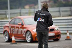 Inicio de las pruebas de trainig en el circuito de Cisvial en el Autosa M Drive Tour 2012
