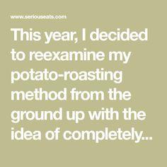 The Best Crispy Roast Potatoes Ever Recipe Crispy Roast Potatoes, Roasted Potatoes, Potato Recipes, Vegetable Recipes, Chicken Recipes, Amish Recipes, Vegetable Dishes, Great Roasts, Types Of Potatoes