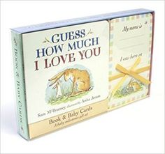 Guess How Much I Love You book & baby set