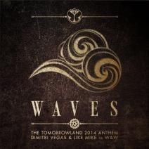 Dimitri Vegas, Like Mike, W&W - Waves (Tomorrowland 2014 Anthem) (Original Mix) • exclub.fr