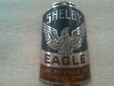 Rare SHELBY EAGLE bicycle head badge
