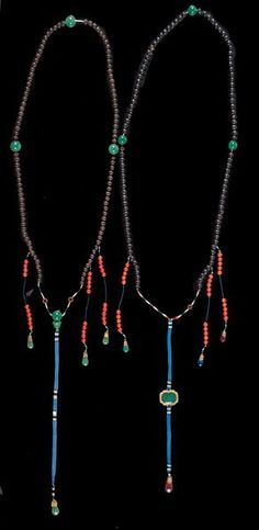 Chinese Court Necklaces