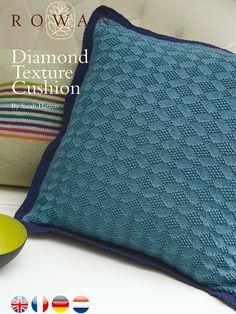 Diamond Texture Cushion