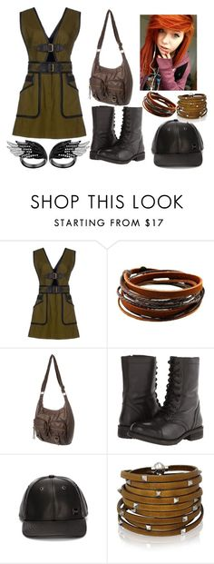 """""""Untitled #24"""" by queenofmusic598 on Polyvore featuring 10 Crosby Derek Lam, Le Donne, Steve Madden, MELIN and Sif Jakobs Jewellery"""