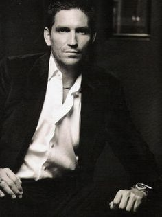 Jim Caviezel, i don't know what it is about him, but he's amazing.