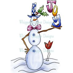 Joy Snowman - got this one too