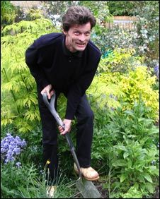 Digging way out of depression - Therapeutic Gardening