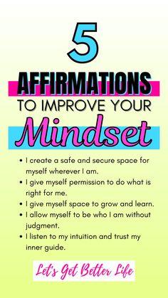 Affirmations For Kids, Positive Affirmations Quotes, Affirmation Quotes, Wisdom Quotes, Positive Quotes, Life Quotes, Christian Affirmations, Positive Phrases, Positive Mindset
