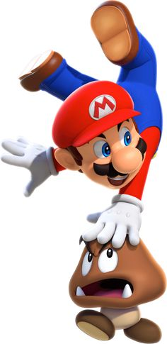 File:SMR Artwork - Mario and Goomba. Lego Super Mario, Super Mario Party, Super Mario Bros, Mundo Super Mario, Super Mario Kunst, Super Mario Birthday, Super Mario World, Super Mario Brothers, Super Smash Bros