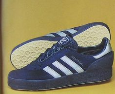 A look at the Montreal  '76    Adidas were never shy of tying their products to sporting events – for the 1976 Olympic Games in Montreal ...