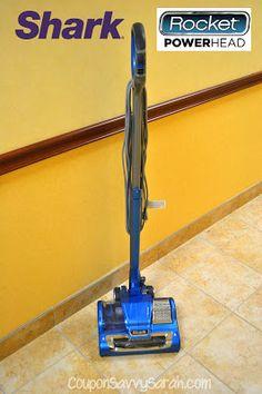 Shark Rocket® Powerhead Vacuum Review | Lightweight & Easy to Use at 9 Lbs!  http://couponsavvysarah.blogspot.com/2016/03/shark-rocket-powerhead-vacuum-review.html