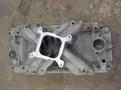 Edelbrock #victor 2r jr aluminum intake manifold #chevy model ##2910,  View more on the LINK: http://www.zeppy.io/product/gb/2/381558721264/