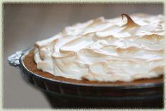 Lemon Silk Meringue Pie