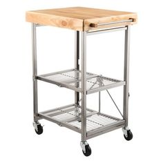 Shoppers Guide to Kitchen Carts & Islands for Every Budget