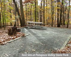 Want to go camping in Maryland...check out this site.
