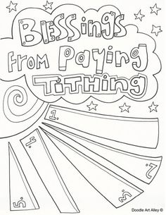 Lesson 33: I Can Pay Tithing Primary 2: Choose the Right A