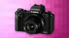 Canon's PowerShot G5 X point-and-shoot mixes the modern and nostalgic