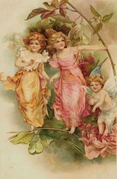 angel and fairty art | art freebies archives: Fairies Angels and fantasy creatures