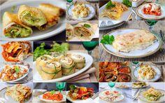 Lasagne e rotoli di pasta al forno ricette facili vickyart arte in cucina