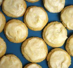 Quick Lemon Frosting  ______________________________  Ingredients:    2 tablespoons coconut oil, softened  2 tablespoons raw honey  1 teaspoon fresh lemon juice  zest of half a lemon  pinch of sea salt