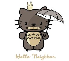 Hello Neighbor - I can see myself buying this shirt in the not so distant future :)