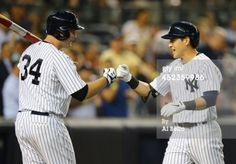 Yankees Win 4-3, Tie Toronto for 2nd Place in A.L. East