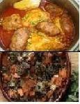קוקלה - כופתאות טוניסאיות לחמין ותבשילי נזיד