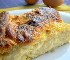 Greek Recipes, My Recipes, Pasta Recipes, Dessert Recipes, Cooking Recipes, Recipies, Easy Cooking, My Favorite Food, Favorite Recipes
