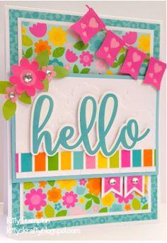 Hola!! espero estén super bien!!! aquí estamos en plena primavera, lo que es sol, calor, lluvia y en algunos casos hasta frío!!! bien el t...