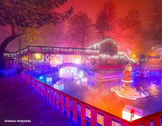 """Check out new work on my @Behance portfolio: """"Christmass Dreamcity 2015-2016"""" http://be.net/gallery/31939951/Christmass-Dreamcity-2015-2016"""