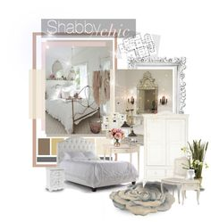 """""""Shabby Chic"""" by shick on Polyvore"""