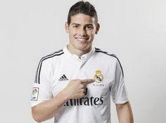 Comprar camiseta James Real Madrid primera 2014-2015 Real Madrid 2014 8479cc555