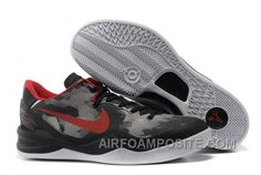 http://www.airfoamposite.com/new-854215539-nike-zoom-kobe-8-shoes-mesh-grey-black-red.html NEW 854-215539 NIKE ZOOM KOBE 8 SHOES MESH GREY BLACK RED Only $83.00 , Free Shipping!