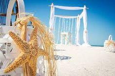 Ideias de decoração para um casamento na praia!