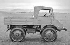 .Old unimog