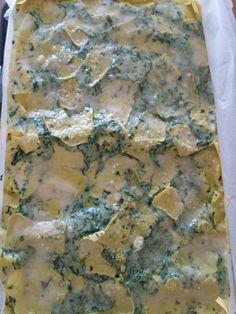 Lasagnabroccoli&ricotta&grana