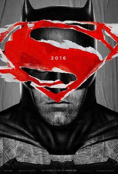 Batman vs Superman: Dawn of Justice - Teaser Poster 01