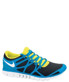 Shoe Free 3.0 V3 by Nike  #shoes #running #neon