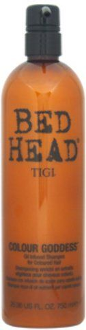 TIGI  Bed Head Colour Goddess Oil Infused Shampoo 2536 oz 1 pcs sku 1898156MA ** Read more  at the image link. (This is an Amazon affiliate link and I receive a commission for the sales and I receive a commission for the sales)