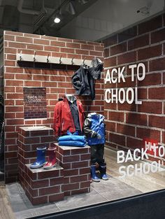 Visual merchandising for Helly Hansen by Kolo, Stockholm – Sweden