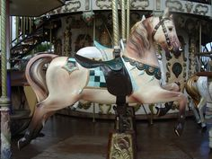 pictures of carousel horses - Bing Images