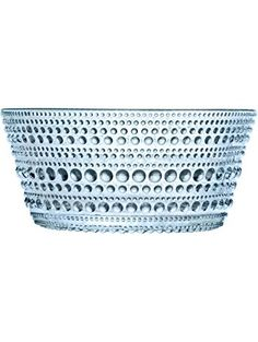 Iittala Kastehelmi Bowl, Light Blue ❤ Iittala