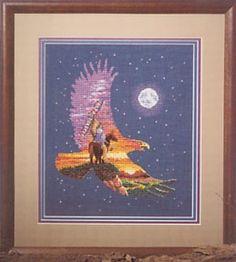 Eagle Indian 1/3