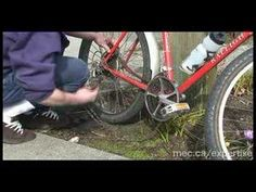 How to Fix a Broken Bicycle Chain Video | MEC Expertise - http://www.thehowto.info/how-to-fix-a-broken-bicycle-chain-video-mec-expertise/