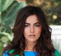 Camilla Belle Vogue Brasil Photo by Eric Guillemain Hair by Gio Campora