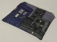 Coin Purse made using Doctor Who fabric £5.00